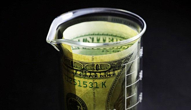 Lợi nhuận từ thuốc kháng sinh không bù đắp được chi phí nghiên cứu đắt đỏ.