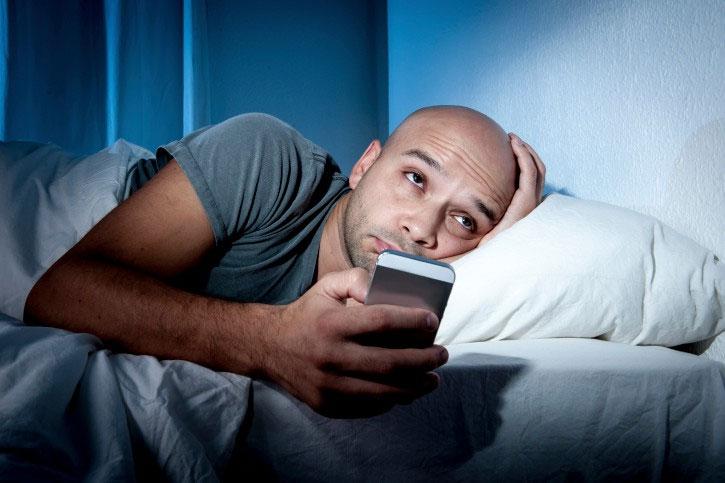 Thiếu ngủ là một trong những nguy cơ gây bệnh tim lớn nhất.