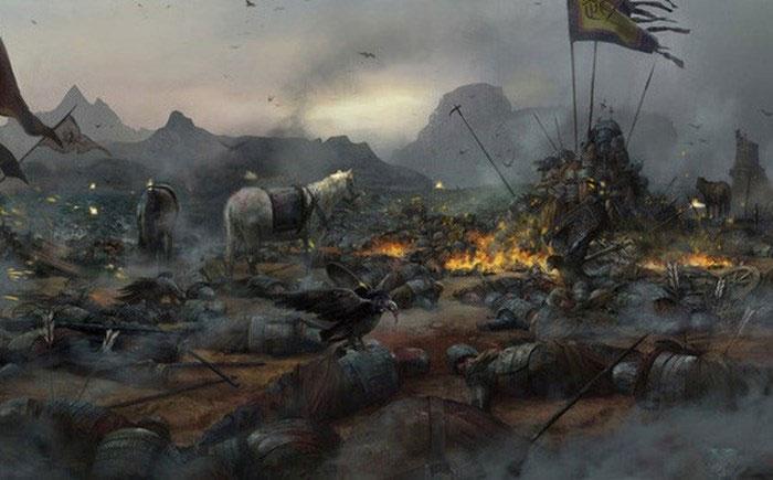 Hạng Vũ là người có công lớn nhất đại phá quân Tần.