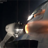Máy bay vũ trụ nhanh gấp đôi âm thanh phóng thử thành công