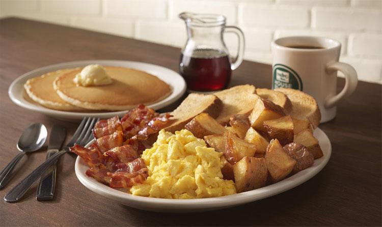 Bữa sáng là bữa ăn nên đầu tư nhất trong ngày.