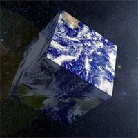 Điều gì xảy ra nếu Trái đất hình vuông?