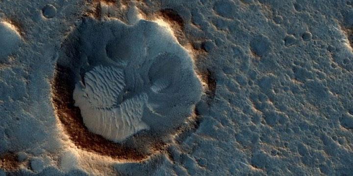 Khu vực có tên Acidalia Planitia