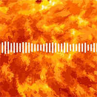 Nào, hãy cùng lắng nghe đoạn âm thanh phát ra từ Mặt trời!
