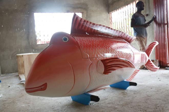 Quan tài cá chép.