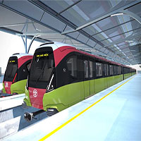 Thiết kế của 10 đoàn tàu Metro ở Hà Nội