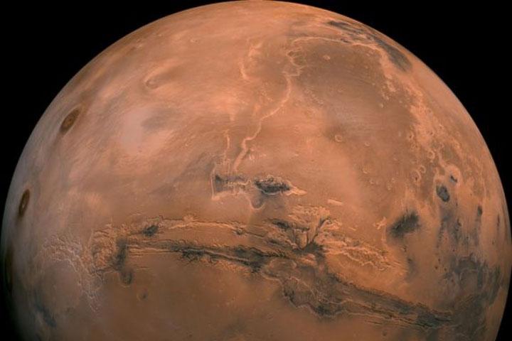 Trên lý thuyết, terraforming cũng giống như hiệu ứng nhà kính ở Trái đất vậy.