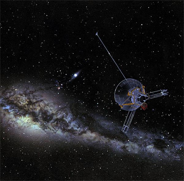 Tàu vũ trụ Pioneer 1.