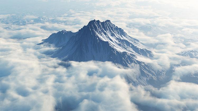 Nhiều người ngày nay vẫn tin rằng đỉnh Olympus là nơi cư ngụ của các vị thần.