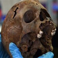 Mexico tìm thấy xác đứa trẻ dùng tế thần ở đền Aztec cổ đại