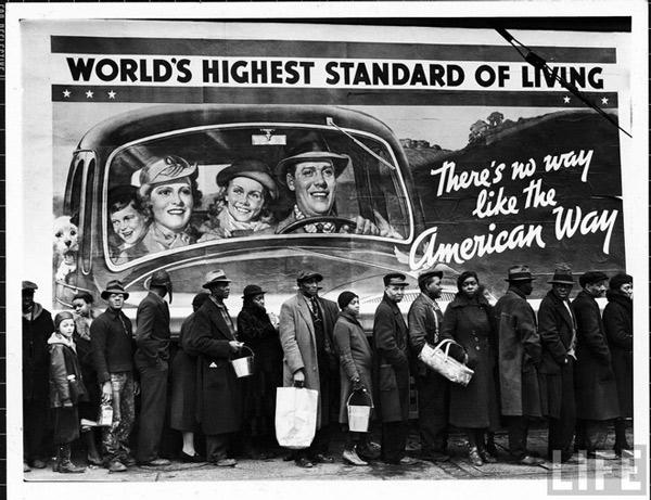 """""""Tiêu chuẩn sống Mỹ"""""""