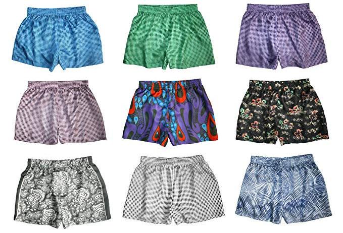 Quần đùi tốt cho nam giới hơn quần lót.