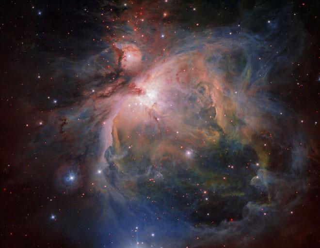Các loại khí trong tinh vân này còn lạnh hơn cả bản thân vũ trụ.