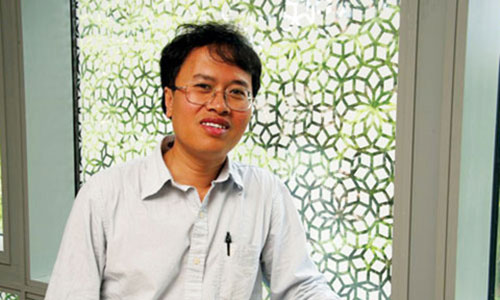 Giáo sư Đàm Thanh Sơn.