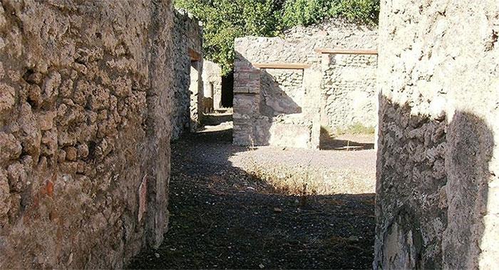 Thành phố cổ Pompei