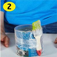 10 cách sử dụng màng bọc thực phẩm siêu tiện lợi nhưng bạn vẫn chưa bao giờ biết