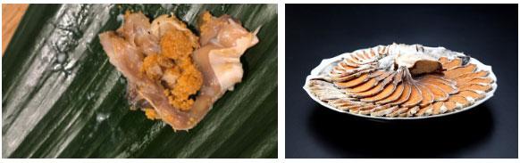 Tỉnh Shiga đã phát triển món cá funa lên men vô cùng nổi tiếng, gọi là món Funazushi.