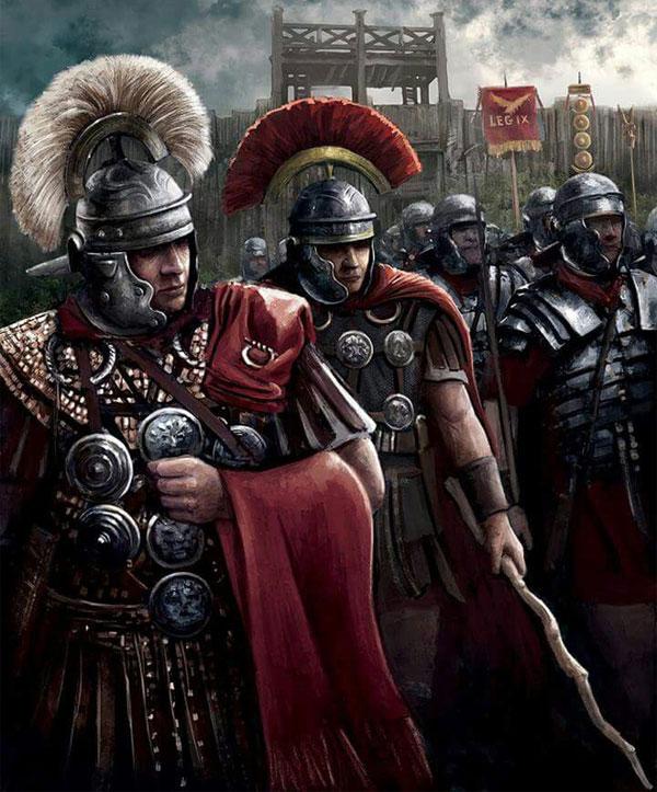 Legio IX Hispana trở thành một trong những đội quân đáng sợ nhất trong lịch sử quân đội La Mã.