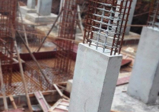 Thép được sử dụng chủ yếu trong xây dựng nhưng nếu không bảo quản tốt sẽ dễ bị gỉ sét do môi trường.
