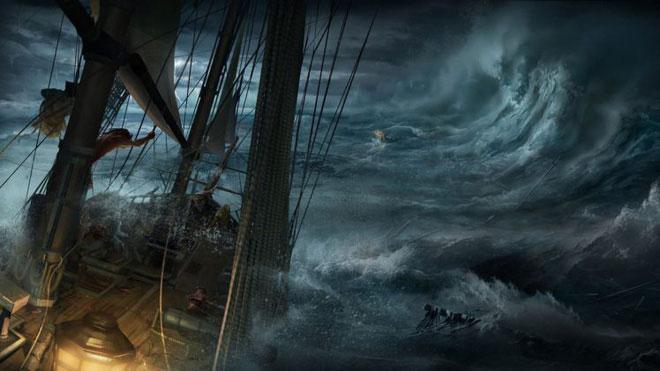 USS Cyclops bị chìm do chở quá trọng tải hay bị bão biển tấn công? Tất cả đều là bí ẩn!