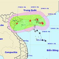 Áp thấp nhiệt đới có khả năng mạnh lên thành bão, Bắc Bộ mưa lớn