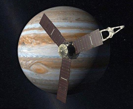 Tàu vũ trụ Juno của NASA