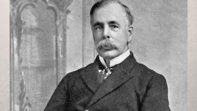 Ebenezer Cobb Morley.