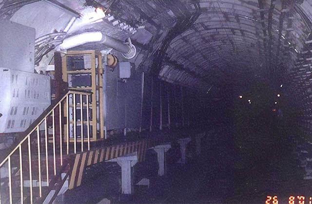 Hệ thống tàu điện ngầm Metro-2