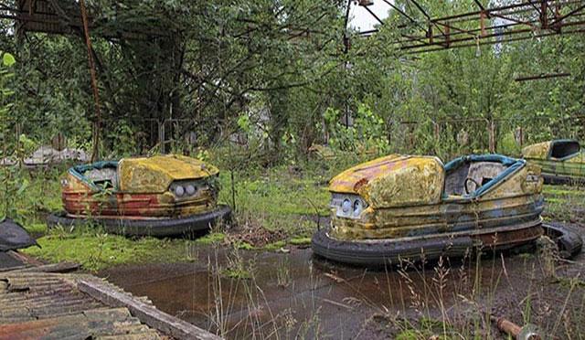 Khu vực Chernobyl
