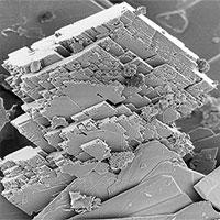 Chế tạo thành công khoáng thạch có thể hấp thụ khí CO2