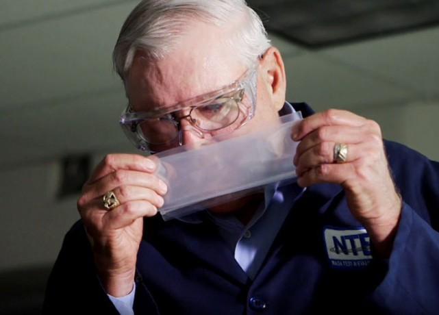 George Aldrich - được mệnh danh là cái mũi của NASA