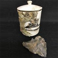 Vật còn nguyên vẹn đến kinh ngạc sau vụ nổ bom nguyên tử ở Hiroshima