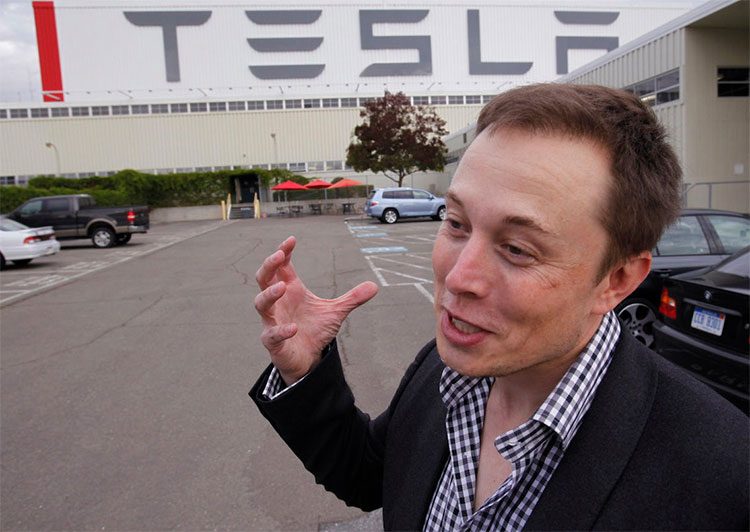 Musk cho biết ông đã không ra ngoài trụ sở Tesla trong nhiều ngày.