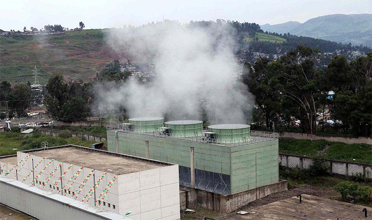 Nhà máy điện Reppie chính thức đi vào hoạt động ở Ethiopia.