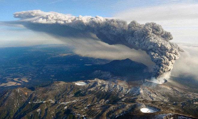 Giả thuyết đầy tranh cãi về vụ phun trào Toba đã suýt khiến loài Homo sapien