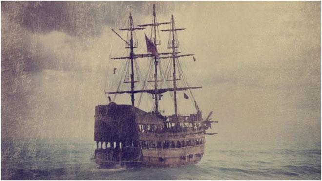 Những câu chuyện về các con tàu ma vẫn luôn phảng phất trong giấc mơ của các thủy thủ.
