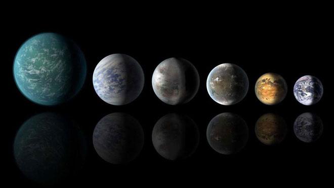 Ngay trong thiên hà của chúng ta, nước có rất nhiều.