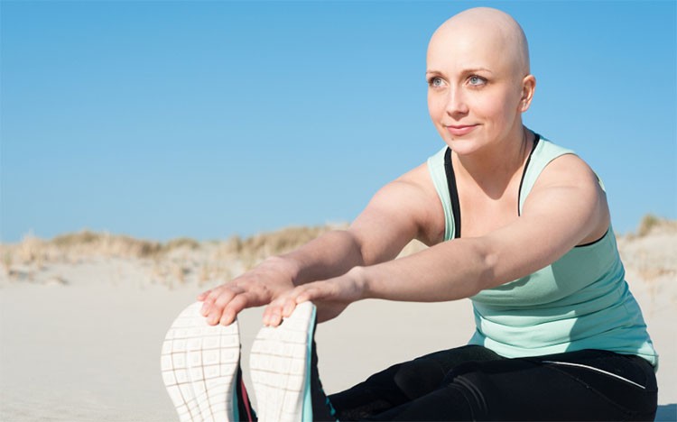 Tập luyện đúng cách không chỉ giúp bạn khỏe mạnh, mà còn là một cách để đẩy lùi ung thư.