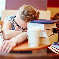 Bí quyết quan trọng nhất để đánh bại môn toán: đi ngủ