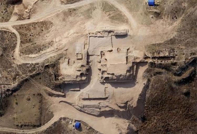 Shimao là tàn tích thành phố tiền sử lớn nhất từng được tìm thấy ở Trung Quốc.
