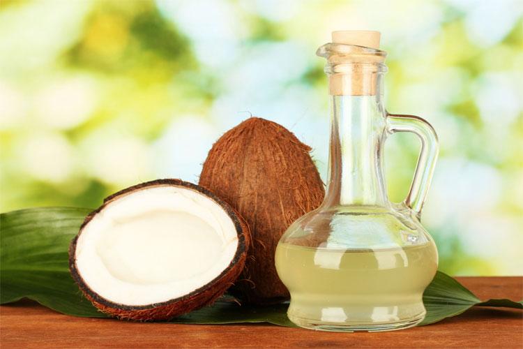 Dầu dừa không nên dùng trong ăn uống