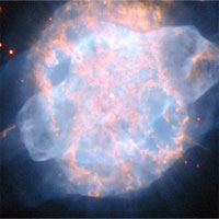 """NASA công bố bức ảnh """"thiên nhãn"""""""