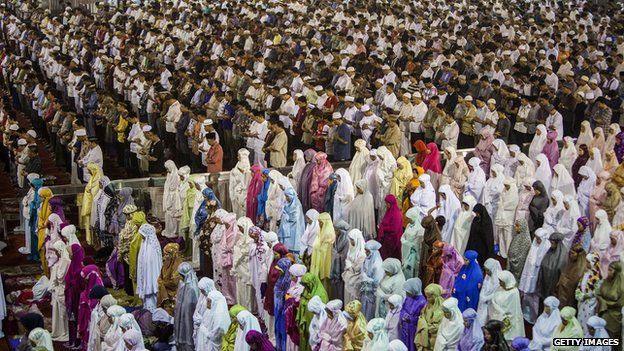 Indonesia là quốc gia có người Hồi giáo đông nhất thế giới