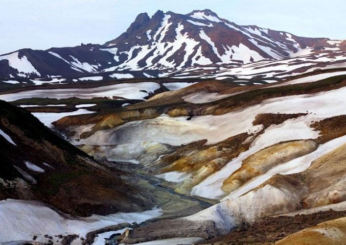 Thung lũng chết Kamchatka