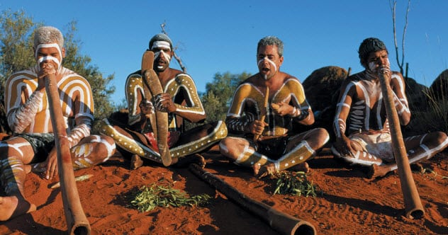 Thổ dân Úc với thị lực tuyệt vời