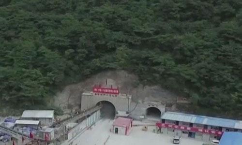 Đường hầm dẫn nước Trung Quốc