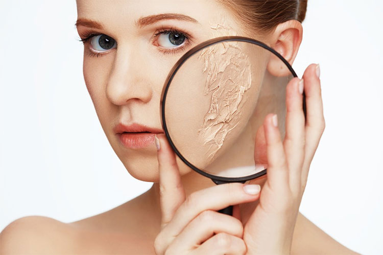 Sau 25 tuổi, chu kỳ thay da tự nhiên của bạn thường chậm lại.
