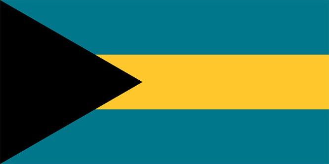 Quốc kỳ Bahamia