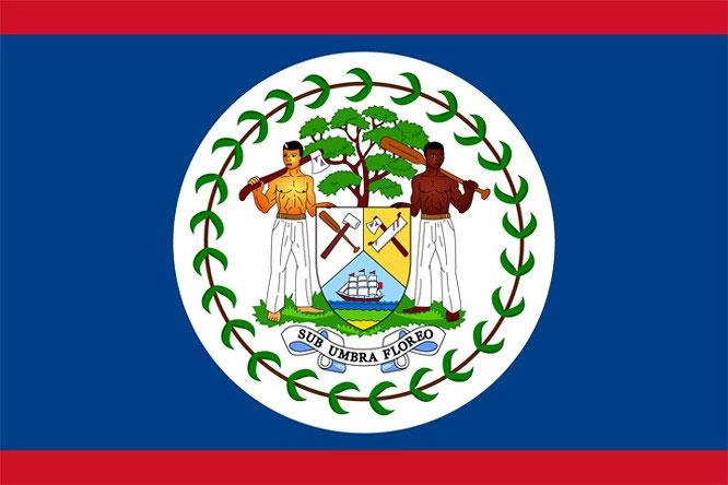Quốc kỳ Belize