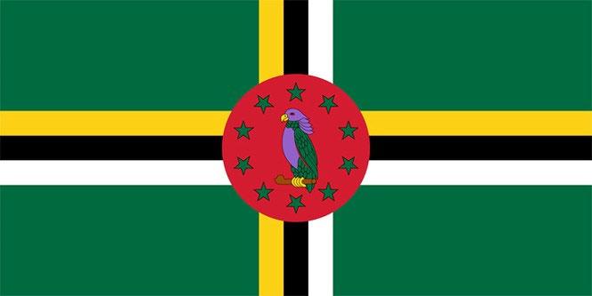Quốc kỳ Dominica